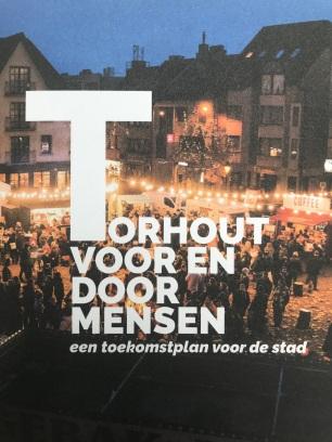 Brochure rond strategisch meerjarenplan stad Torhout